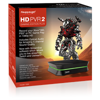 HDPVR 2 GE Plus Packaging
