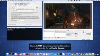 Streaming with HDPVRCapture and OBS Tutorial Screenshot