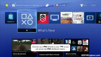 How to Toggle HDCP Protection on PS4 Tutorial Screenshot